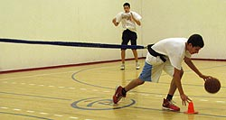 basketball drills (indoor)